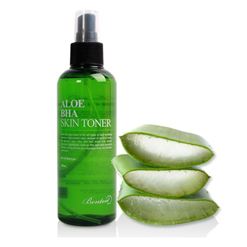 BENTON ALOE BHA SKIN TONER 200ml (Weight : 268g)
