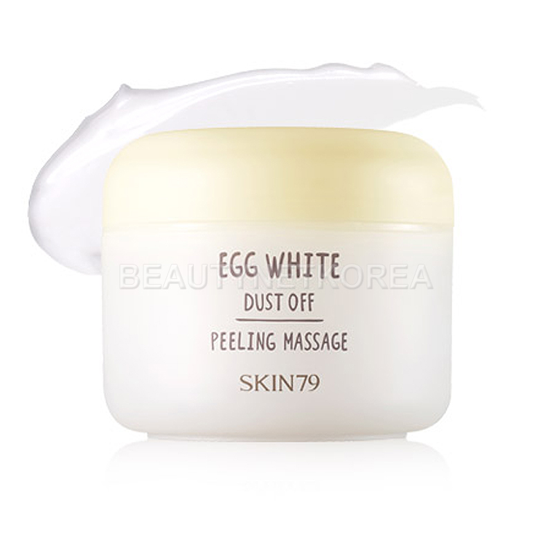 SKIN79 Egg White Dust Off Peeling Massage 100ml (Weight : 159g)