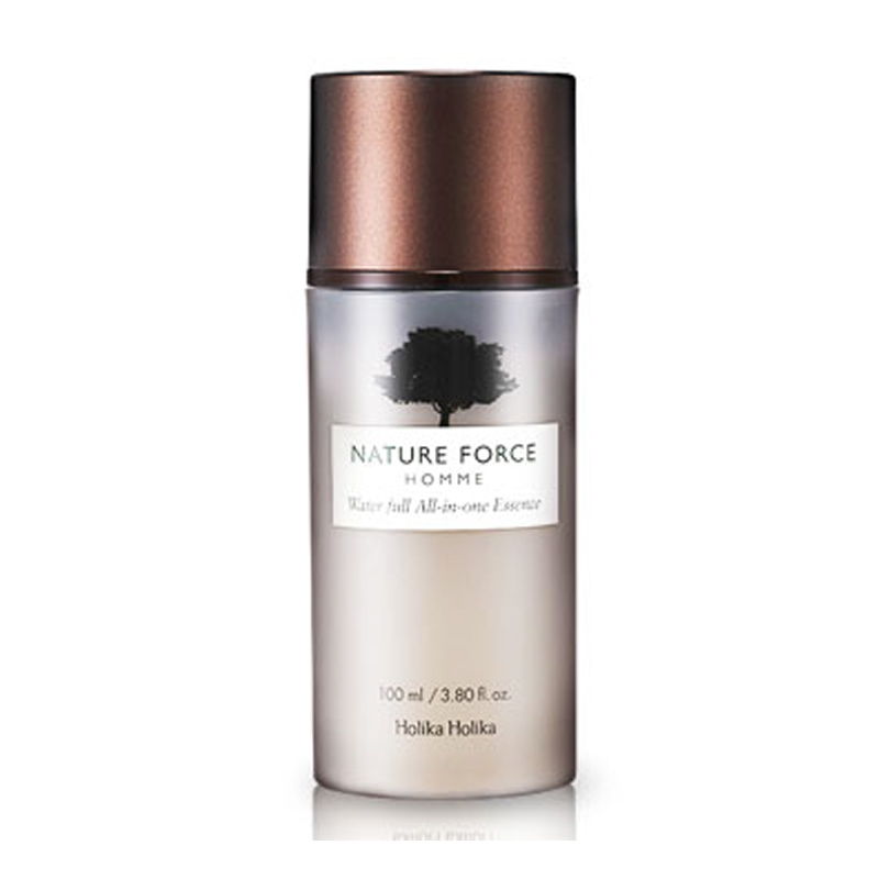 HOLIKA HOLIKA Nature Force Homme Water Full All-in-one Essence 100ml (Weight : 194g)