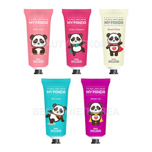 URBAN DOLLKISS It's Real My Panda Hand Cream 30g 5 Type / Soft fragrances (Weight : 37g)