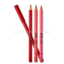 SEANTREE Drawing Lip Pencil 1.1g 3 Color (Weight : 6g)