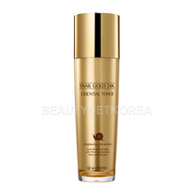 SEANTREE Snail Gold 24K Essential Toner 130ml (Weight : 337g)