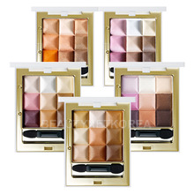 SEANTREE 3X3 Cube Eyeshadow 10g 5 Color (Weight : 79g)