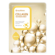 SEANTREE Collagen 100 Mask Sheet 20ml (Weight : 27g)