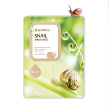 SEANTREE Snail 100 Mask Sheet 20ml (Weight : 27g)