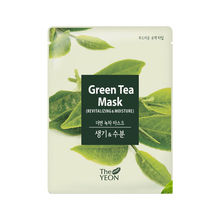 THE YEON Green Tea Mask 22ml (Weight : 32g)